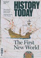 History Today Magazine Issue NOV 19