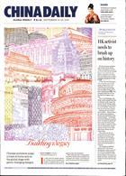 China Daily Europ Edit Magazine Issue 20/09/2019