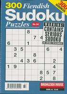 300 Fiendish Sudoku Puzzle Magazine Issue NO 64