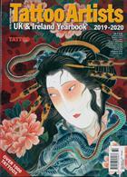 Tattoo Artists Year Book Magazine Issue NO 32