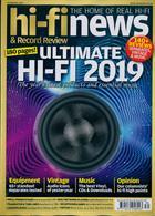 Hi-Fi News Magazine Issue YEARBOOK19