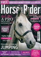 Horse & Rider Magazine Issue DEC 19