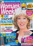 Womans Weekly Magazine Issue 22/10/2019