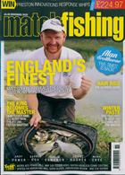 Match Fishing Magazine Issue NOV 19