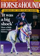 Horse And Hound Magazine Issue 10/10/2019
