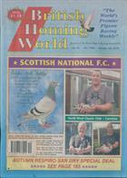 British Homing World Magazine Issue NO 7493
