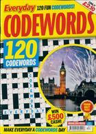 Everyday Codewords Magazine Issue NO 67