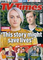 Tv Times England Magazine Issue 12/10/2019