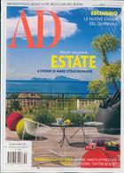 Architectural Digest Italian Magazine Issue NO 455