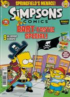 Simpsons The Comic Magazine Issue NO 25