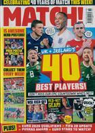 Match Magazine Issue 03/09/2019