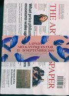 Art Newspaper Magazine Issue SEP 19