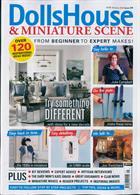Dolls House & Miniature Scene Magazine Issue JAN 20