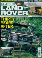 Classic Land Rover Magazine Issue OCT 19