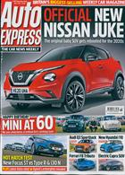 Auto Express Magazine Issue 04/09/2019