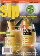 Sip For The Love Of Drink Magazine Issue 16