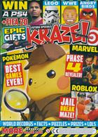 Kraze Magazine Issue 89 KRAZE