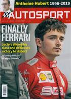 Autosport Magazine Issue 05/09/2019