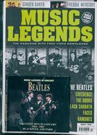 Music Legends Magazine Issue NO 3