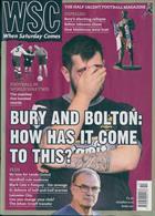 When Saturday Comes Magazine Issue OCT 19