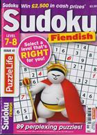 Puzzlelife Sudoku L7&8 Magazine Issue NO 41
