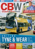 Coach And Bus Week Magazine Issue NO 1409