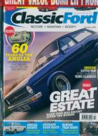 Classic Ford Magazine Issue OCT 19