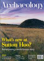 Current Archaeology Magazine Issue OCT 19