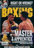 Boxing News Magazine Issue 05/09/2019