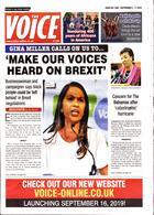 Voice Magazine Issue 05/09/2019