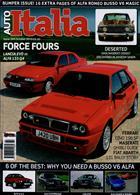 Auto Italia Magazine Issue NO 284