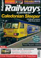 Railways Illustrated Magazine Issue OCT 19