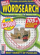Take A Break Wordsearch Magazine Issue NO 10