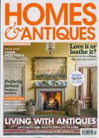 Homes & Antiques Magazine Issue OCT 19