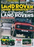 Land Rover Owner Magazine Issue OCT 19