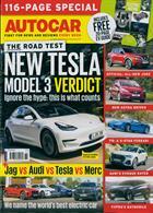 Autocar Magazine Issue 04/09/2019
