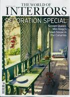 World Of Interiors Magazine Issue OCT 19