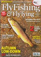 Fly Fishing & Fly Tying Magazine Issue OCT 19