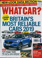 What Car Magazine Issue OCT 19