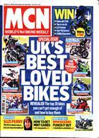 Motorcycle News Magazine Issue 04/09/2019