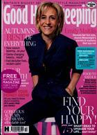 Good Housekeeping Travel Magazine Issue OCT 19