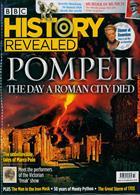 Bbc History Revealed Magazine Issue OCT 19