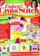 Enjoy Cross Stitch Magazine Issue XMAS 19