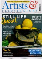 Artists & Illustrators Magazine Issue OCT 19