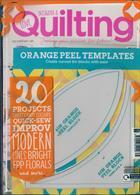 Love Patchwork Quilting Magazine Issue NO 78