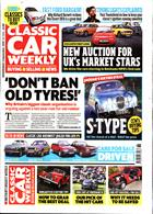 Classic Car Weekly Magazine Issue 04/09/2019