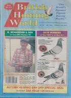 British Homing World Magazine Issue NO 7494