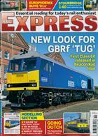 Rail Express Magazine Issue NOV 19