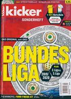 Kicker Bundesliga Magazine Issue 2019/20