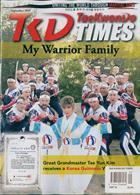 Tae Kwon Do Times Magazine Issue SEP 19